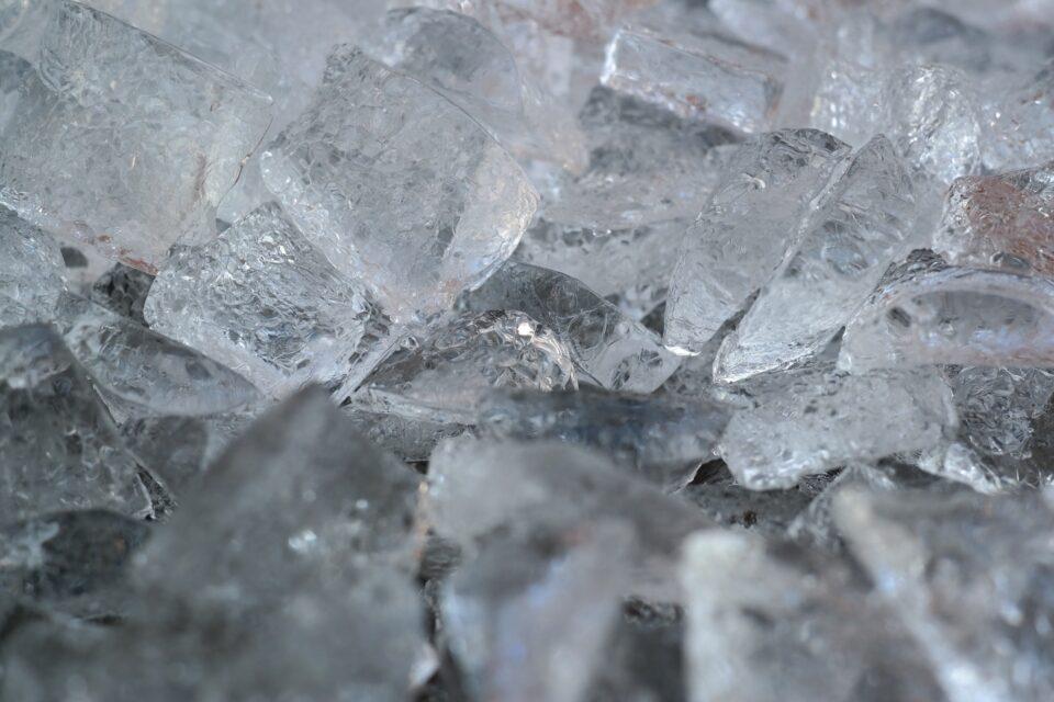 Eiswürfel