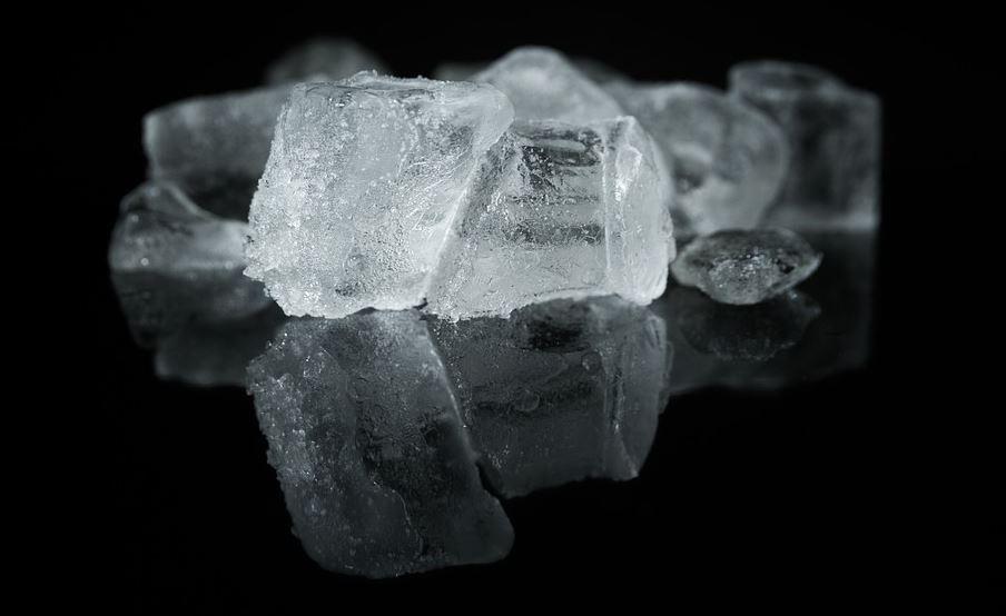 Eiswürfelmaschine