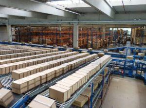 Interne Logistikprozesse optimieren